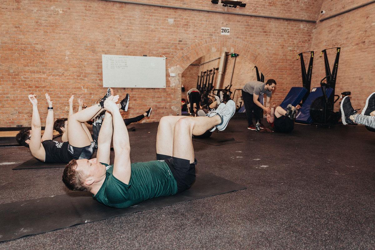 crossfit anfänger tipps training