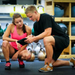 Workoutplanung bei Zone.Fit – Behind The Scenes