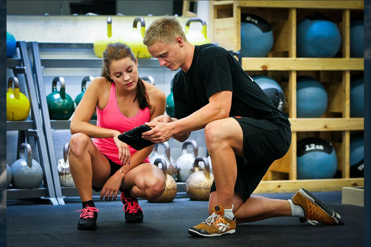 crossfit workout planung personal training