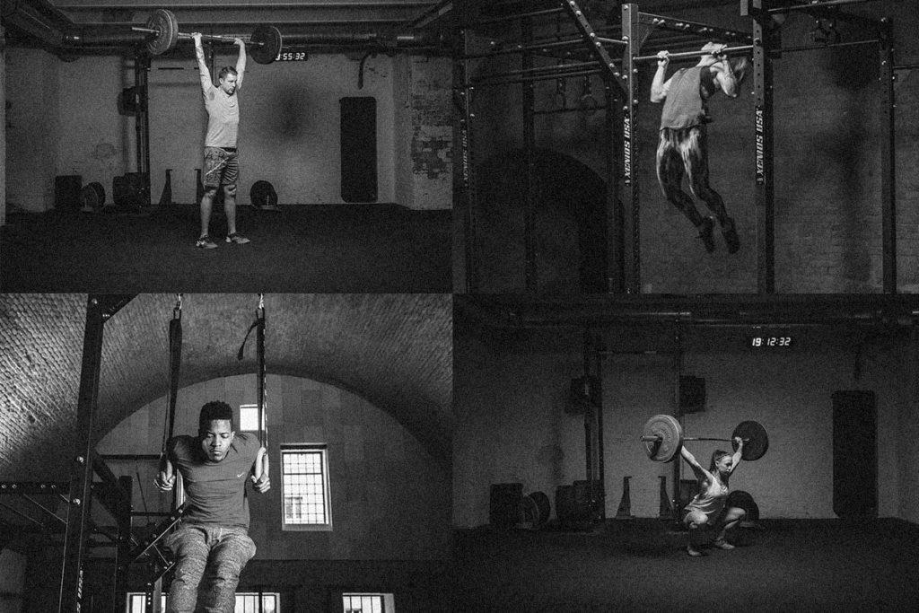 die effektivsten CrossFit Übungen