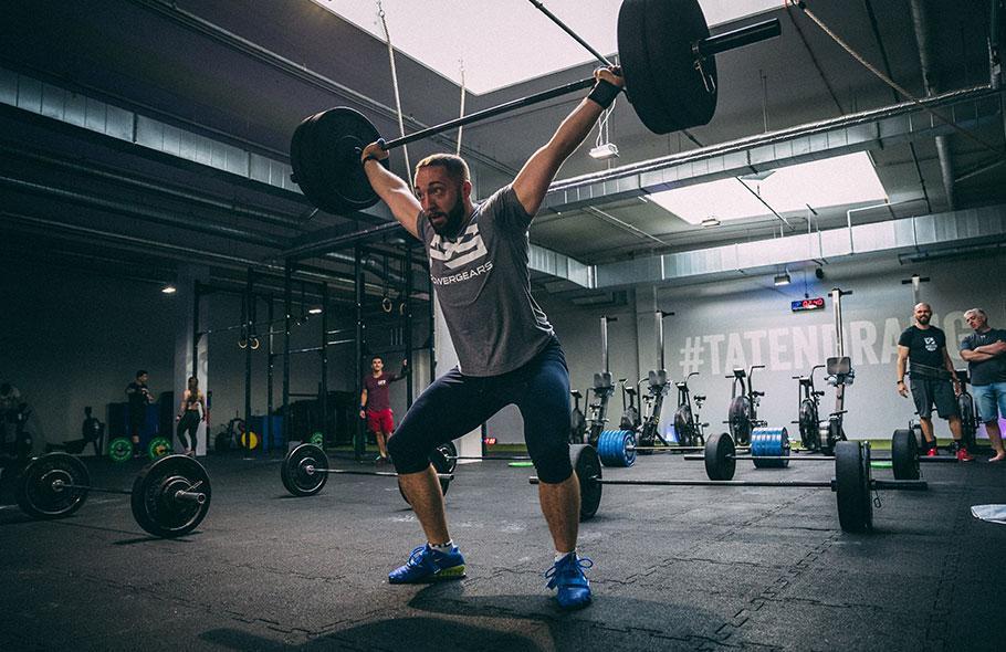 klaus steger gewichtheben weightlifting prep course