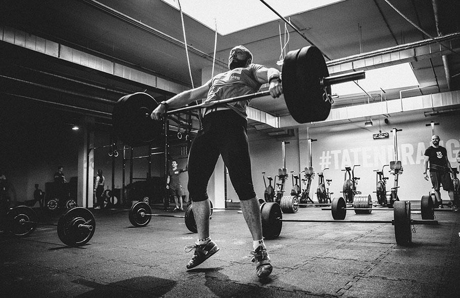 klaus steger gewichtheben prep course weightlifting
