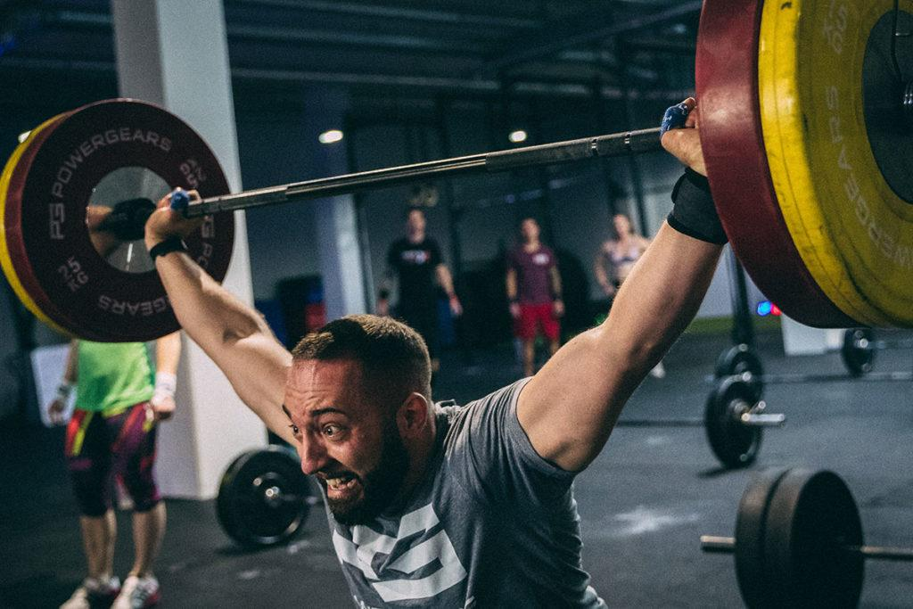 Weightlifting Advances Prep Course Klaus Steger