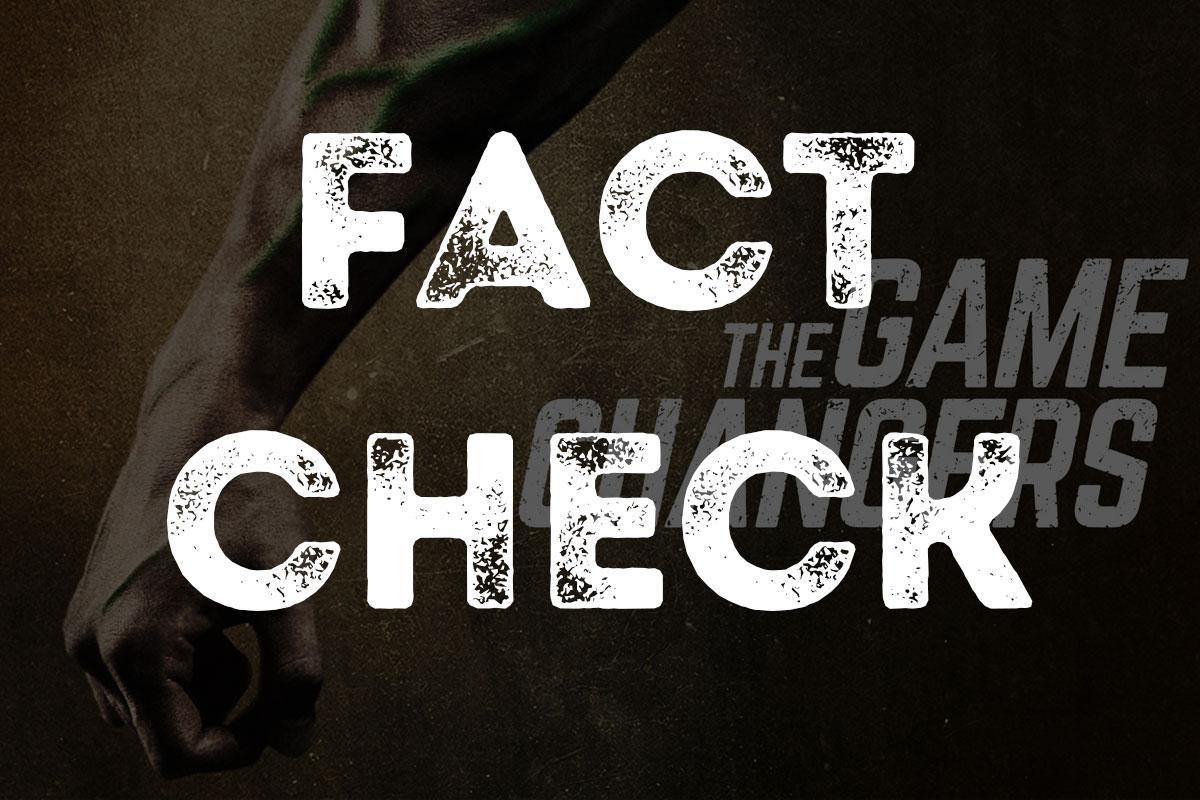 Game Changers Wahrheit Fakten Check
