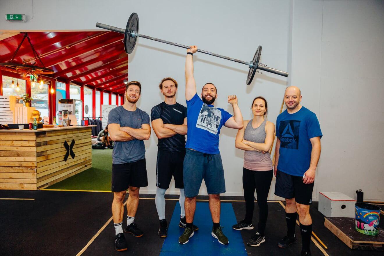 Weightlifting gewichtheben lernen kurs klaus steger team