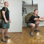 Die besten Fitnessübungen für Beintraining zu Hause