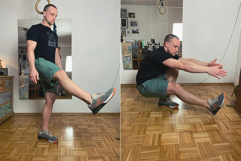 Zone.fit   Die besten Fitnessübungen für Beintraining zu Hause