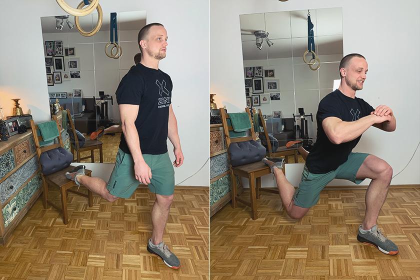 Zone.fit | Die besten Fitnessübungen für Beintraining zu Hause