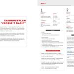 CrossFit Trainingsplan für Einsteiger – 4 Wochen Progression