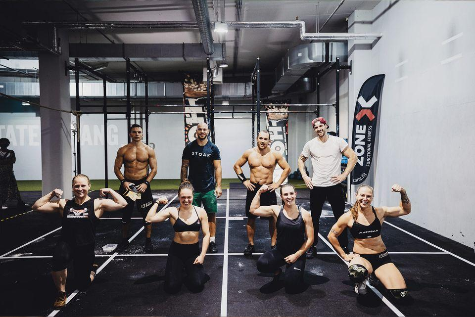 Austrian Throwdown 2020 Recap gruppenfoto