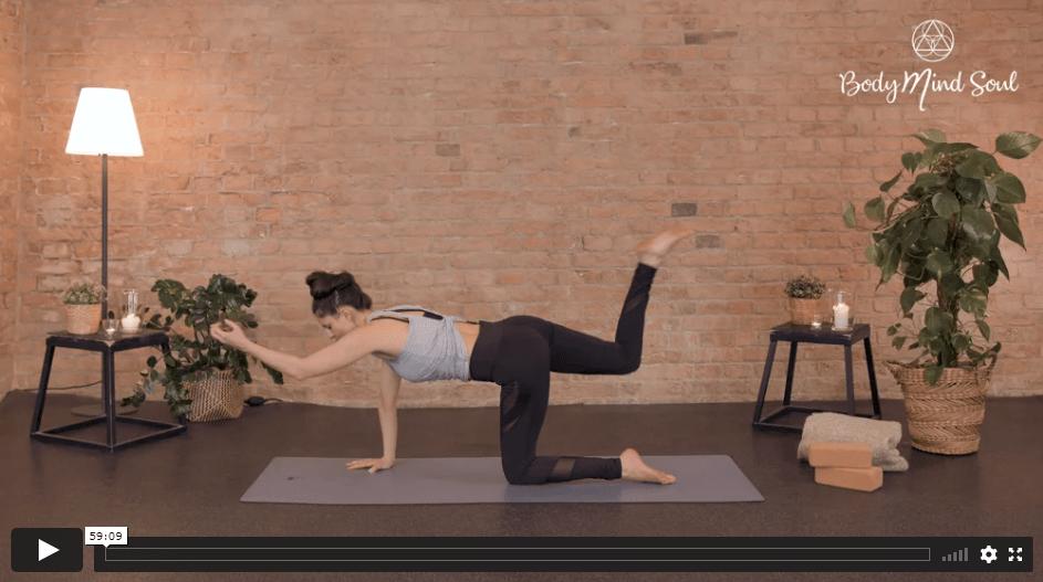 energy yoga flow online kurs