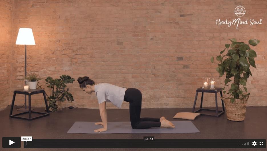 full body yoga online kurs
