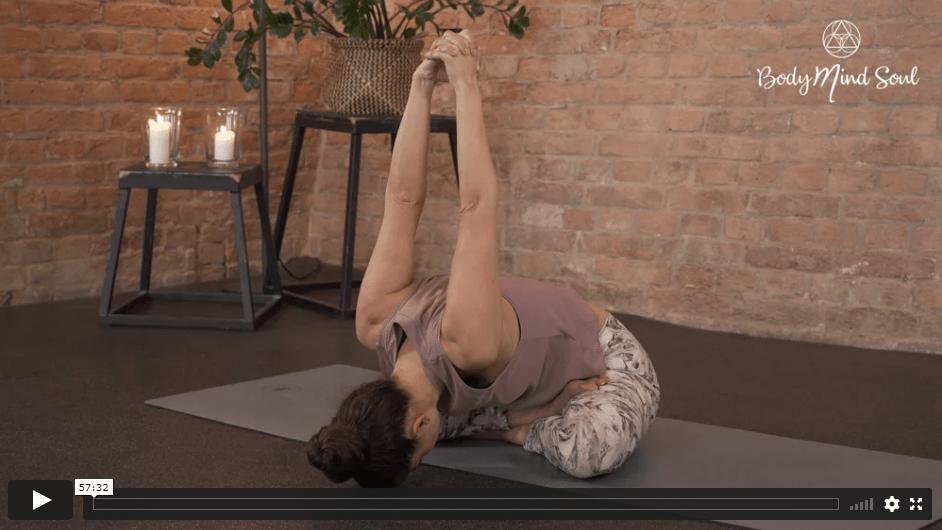 yoga online kurs stretching