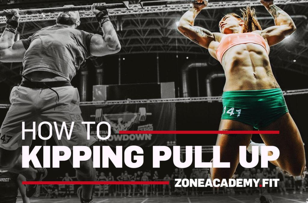 howto kipping pullup
