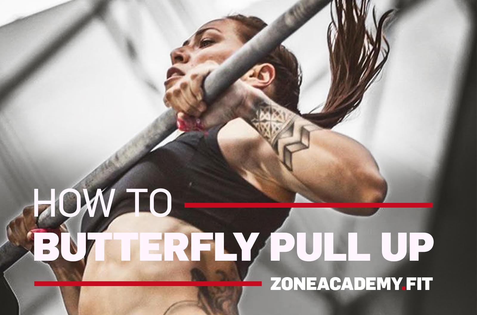 butterfly pull-up lernen titelbild