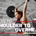 Howto: Shoulder To Overhead