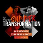 Die Zone.Fit Summer Transformation – in 8 Wochen zum Beach Body