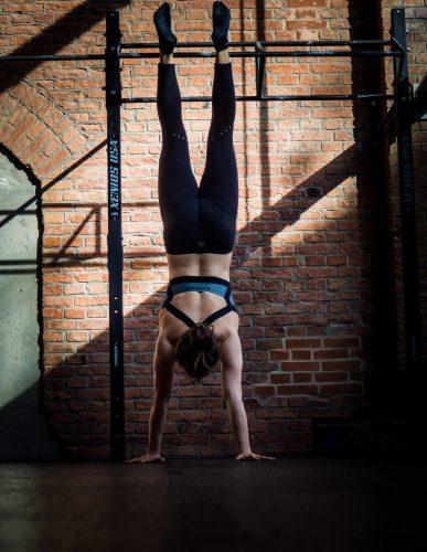 Handstand lernen wien gymnastics